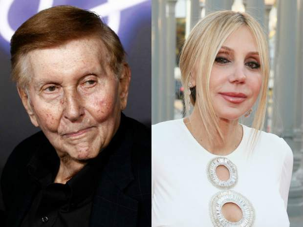 Manuela Herzer says Summer Redstone's signature was forged when he signed away control of his health care.