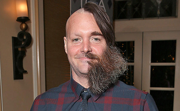 Will Forte Rocks Epic Half Beard At Party (PHOTO) - dBTechno
