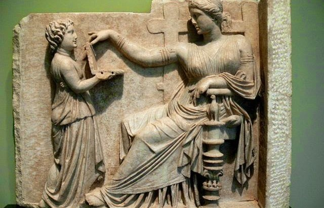 Is This An Ancient Greek laptop? (PHOTO)