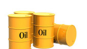 Oil jumps 12 percent With Stock Increases