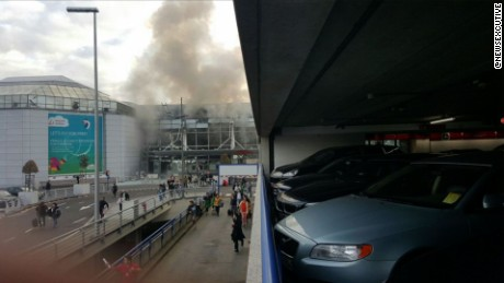 Brussels explosions: Airport Explosions Kill 13