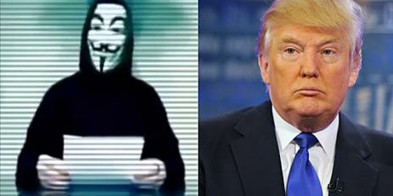 anonymous donald trump