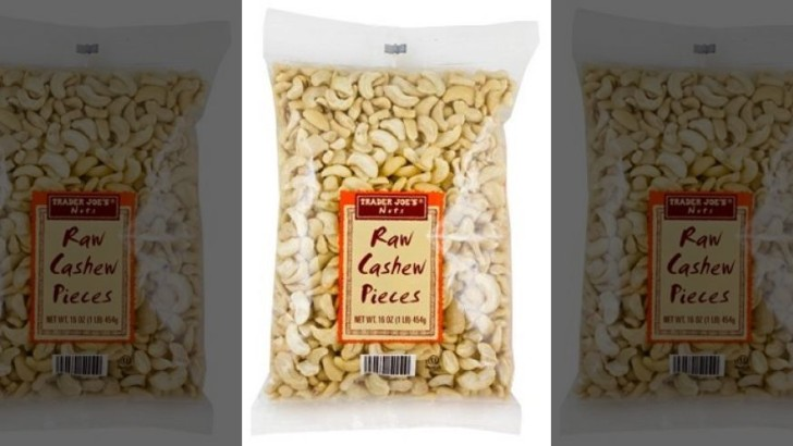 Recall of cashews, May Contain Glass