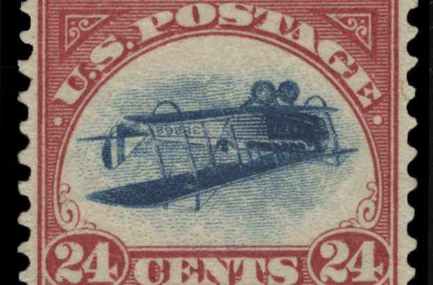 Stolen inverted Jenny stamp Resurfaces 60 Years Later