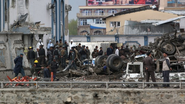 Taliban attack Leaves At Least 30 Dead (UPDATE)