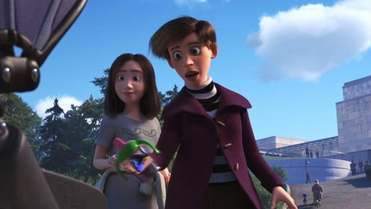 Finding Dory trailer features lesbian couple