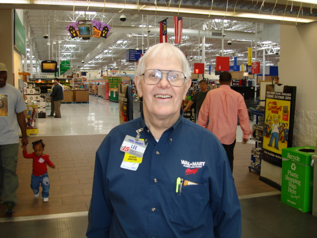 sc 1 st  dbTechno & Walmart greeters program returns to 9000 Locations - dBTechno