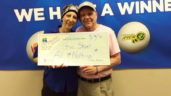 """We're still in disbelief"" Woman Fighting Cancer Wins  Lottery Twice UPDATE"