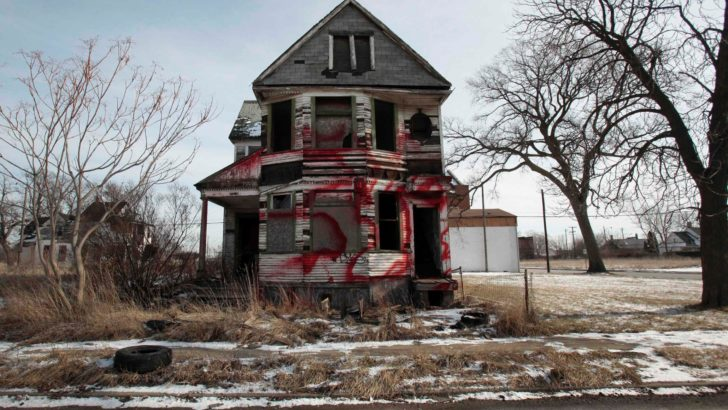 Detroit Population Drops:  Knocking  It Off List Of 20 most populous cities In U.S. UPDATE