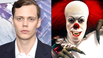 Bill Skarsgard Cast As Pennywise In Remake Of Stephen King's IT UPDATE