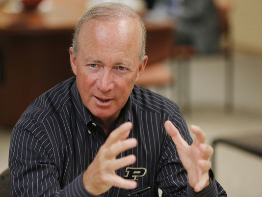 George Will wants Mitch Daniels as president