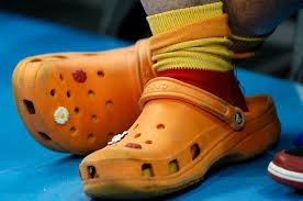 Wear Crocs? Turns Out Crocs Are Bad For Your Feet