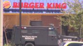 hostages burger king:  Rape Suspects Holding Hostages