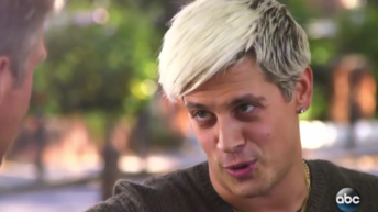 "Milo Yiannopoulos interview:  ""'You're an idiot"""