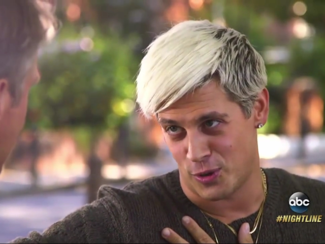 """Milo Yiannopoulos interview: """"'You're an idiot"""""""