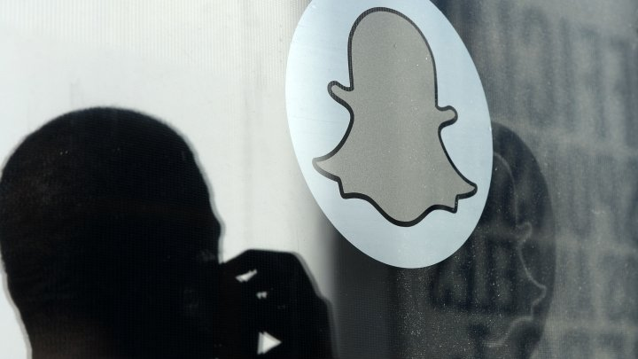 © Kevork Djansezian, AFP | Snap raised $ 3.4 billion in its IPO.